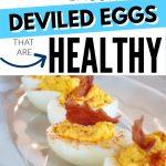 turkey bacon deviled eggs