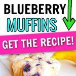 blueberry banana muffin pin2