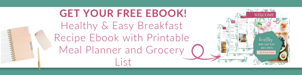 free breakfast ebook banner
