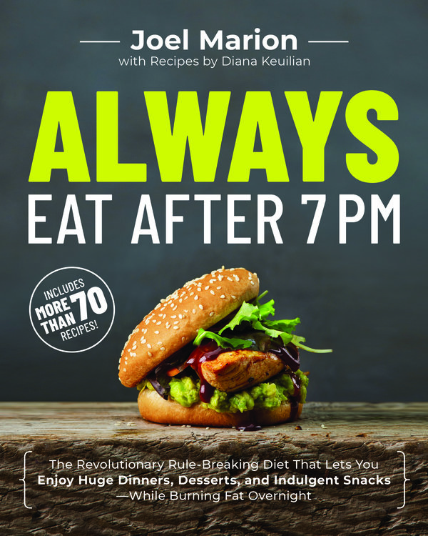 cover of book always eat after 7 pm
