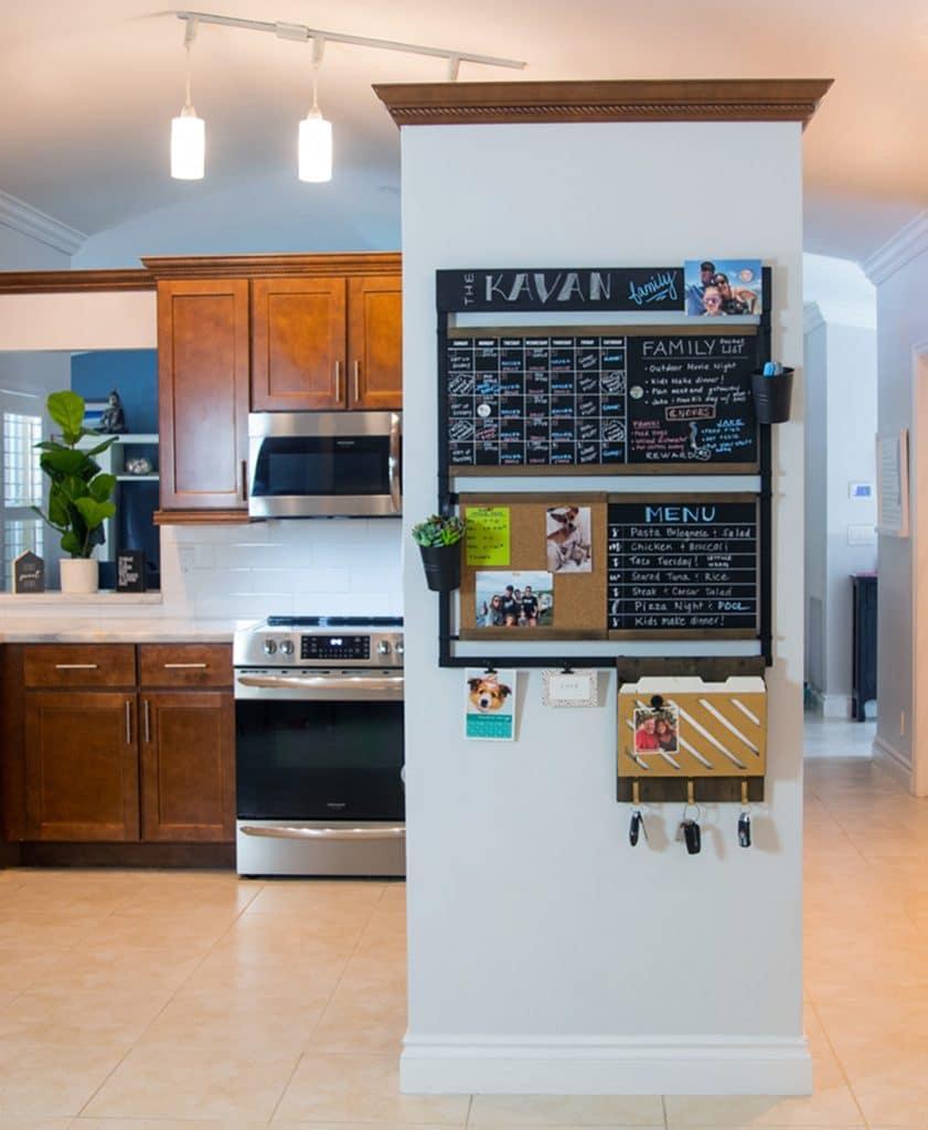kitchen 1thrive command center
