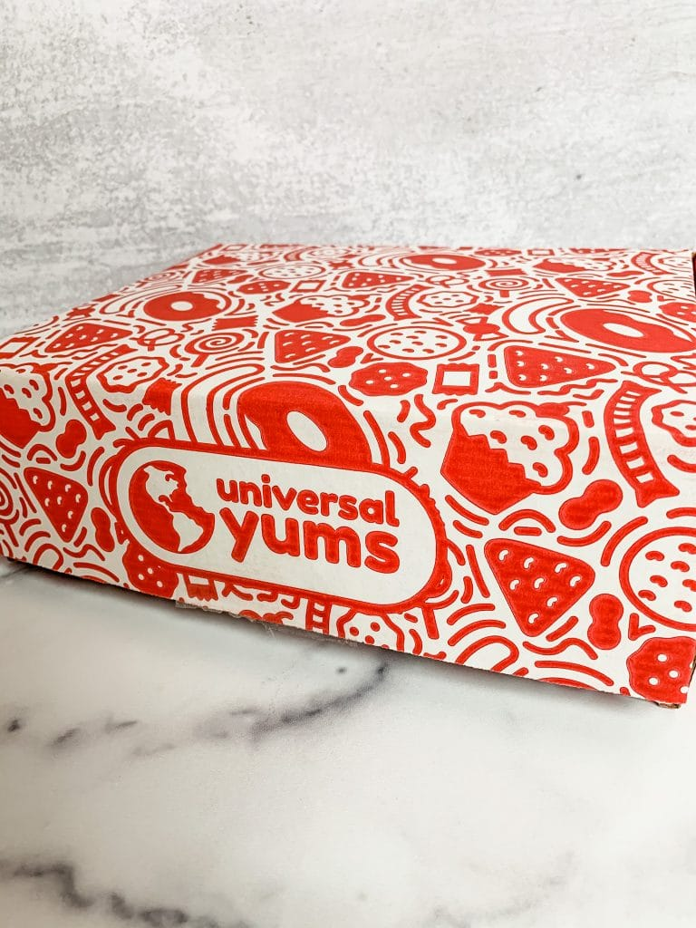 universal yums holiday box 2020