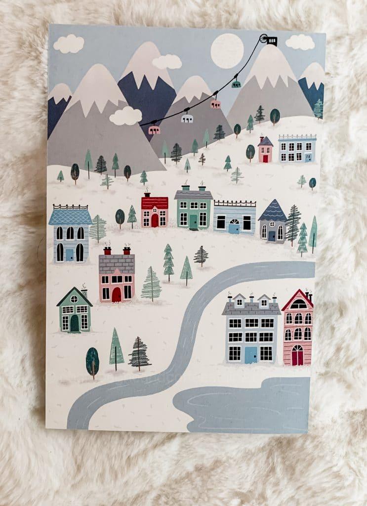 little village artwork