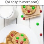 m&m cookie pinterest pin
