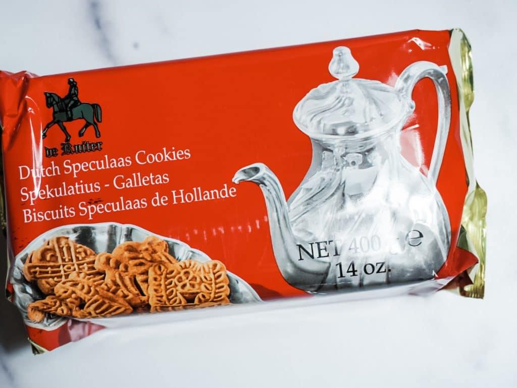 bag of dutch spice cookies