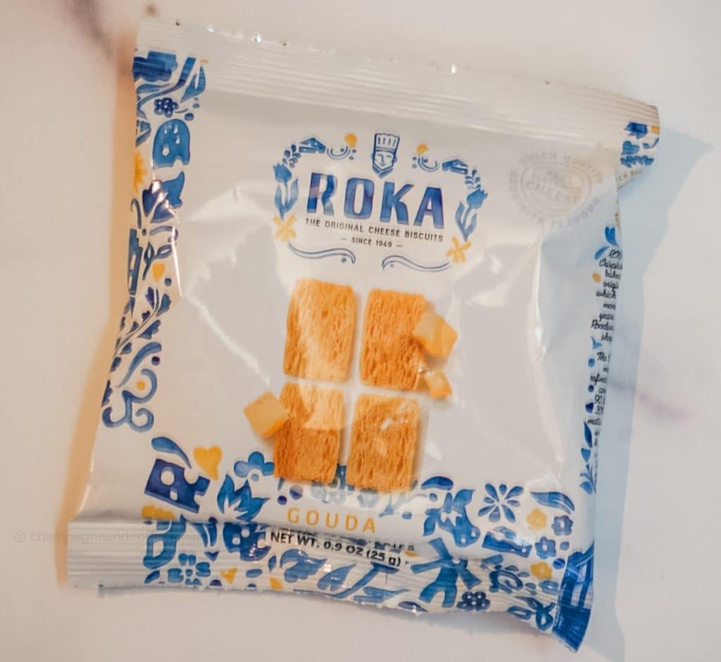 roka gouda cheese biscuits