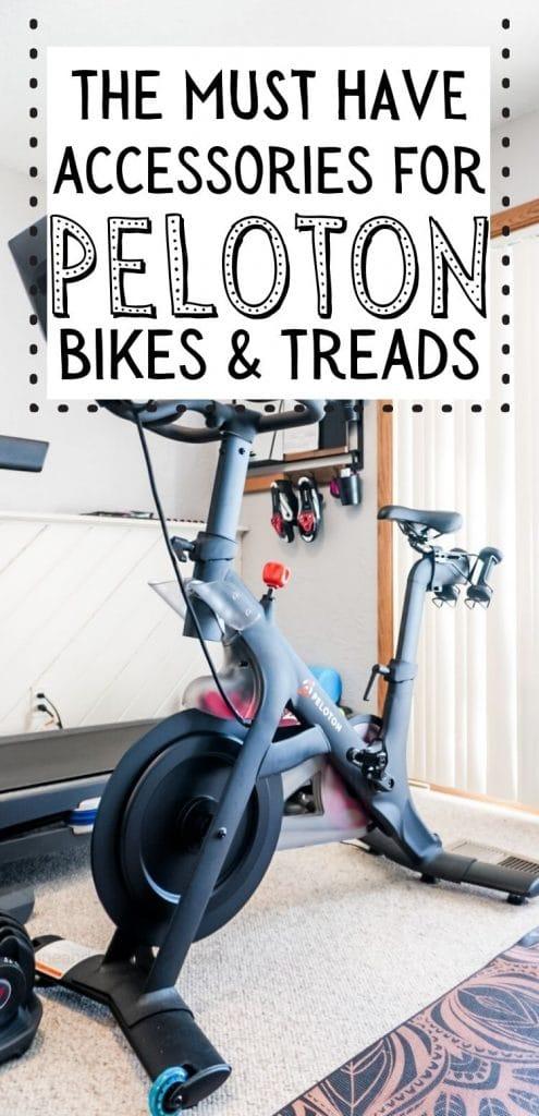 peloton bike accessories pinterest pin