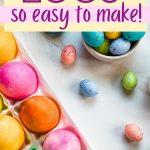 instant pot easter eggs pinterst pin