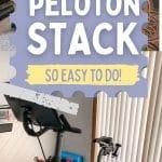 peloton class stack pinterest pin