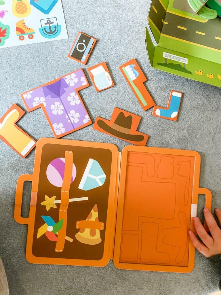 sago mini box suitcase activity