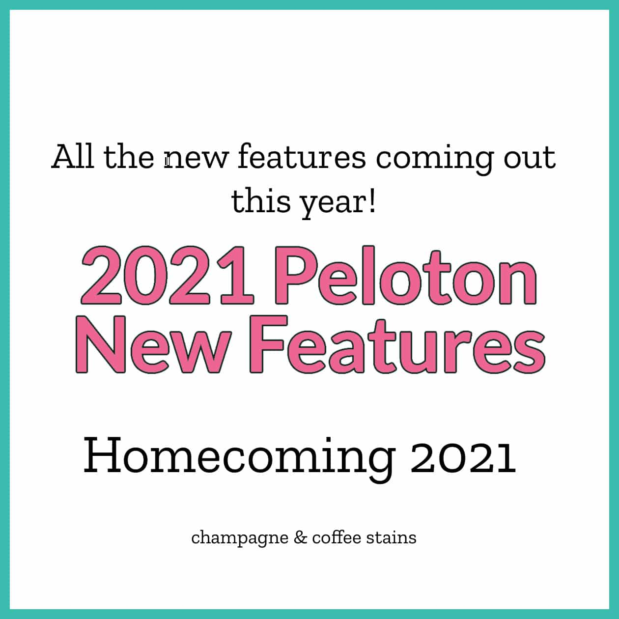 peloton new features 2021 blog image