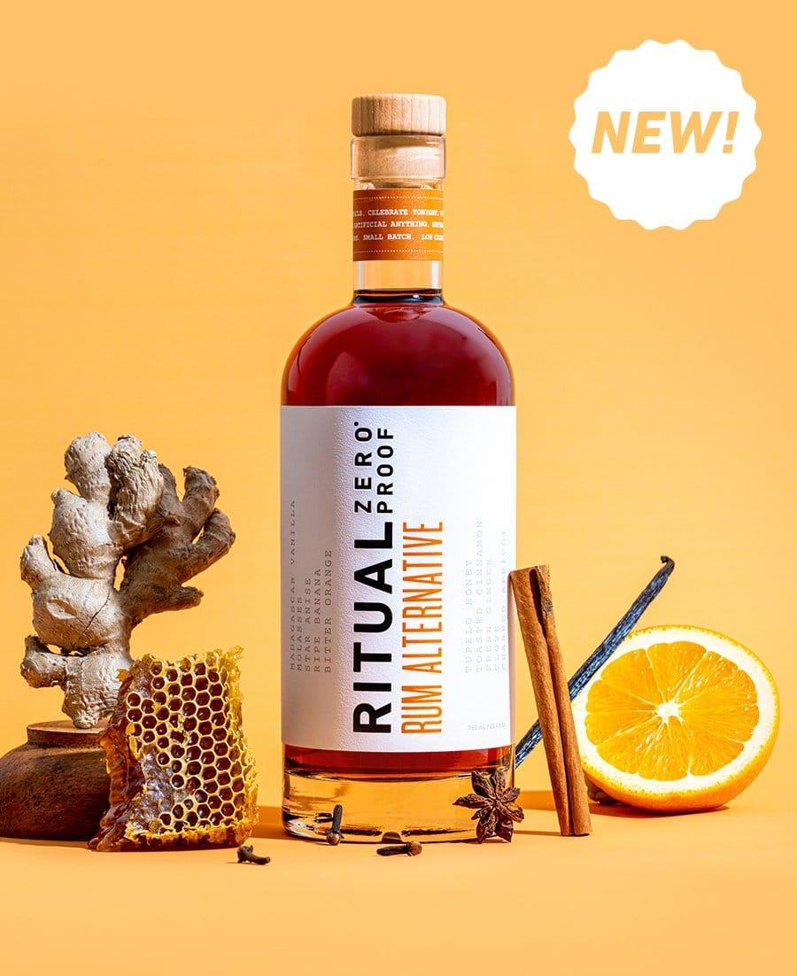 Ritual Zero Proof Rum