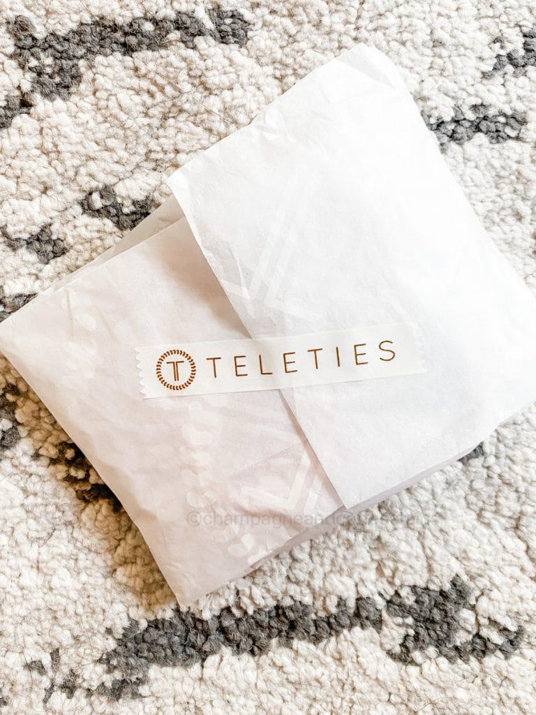 teleties packaging