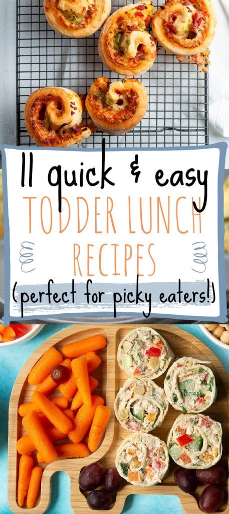 toddler lunch pinterest pin