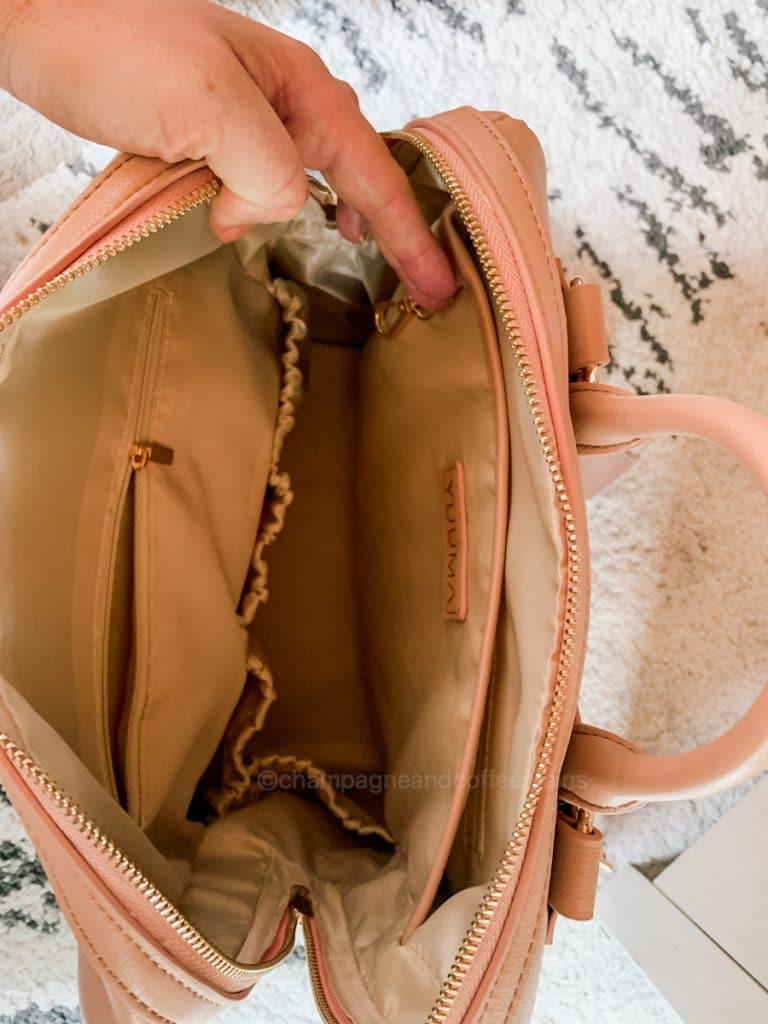 empty yuuma bag
