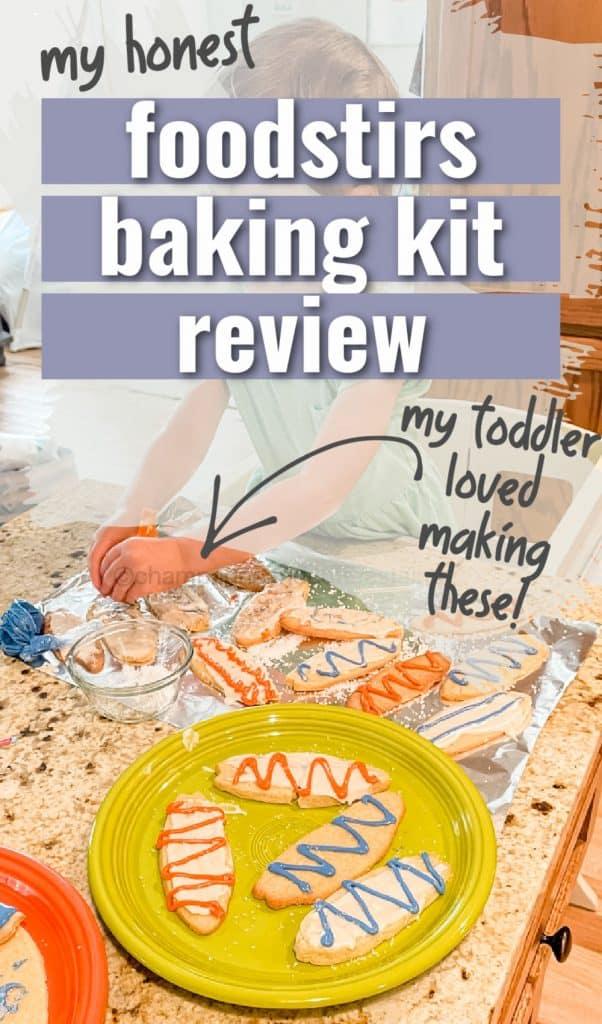 foodstirs baking kit pinterest pin