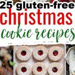 gluten free cookie recipe pinterest pin