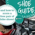 peloton shoe guide pinterest pin
