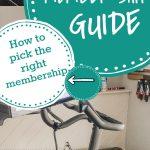 peloton membership guide pinterest pin