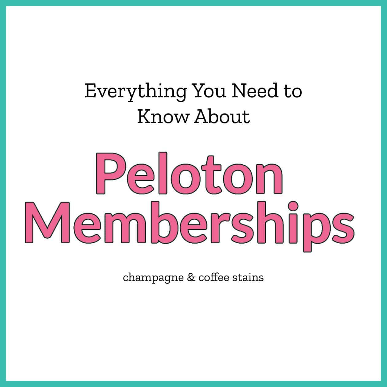 peloton memberships blog image copy